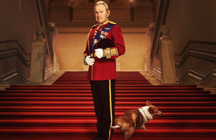Harry Enfield to star in stage adaptation of The Windsors
