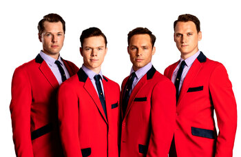 Cast announced for West End return of Jersey Boys