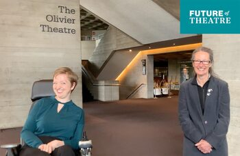 Athena Stevens and Paule Constable: Small acts and moments of grace are key to theatre freelancers' well-being