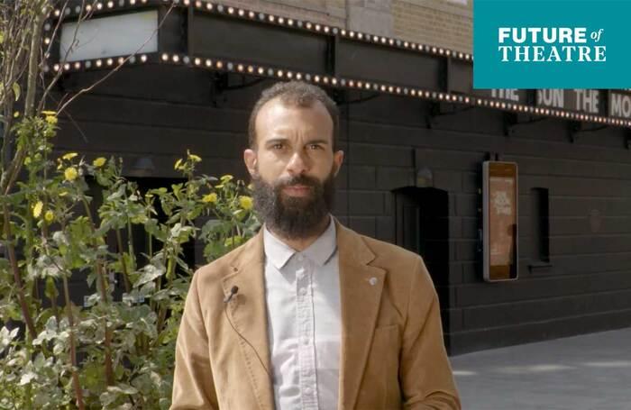 Future of Theatre 2021: Matthew Xia