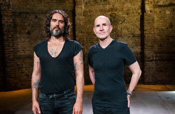 Russell Brand's one-man Shakespeare show be broadcast in July