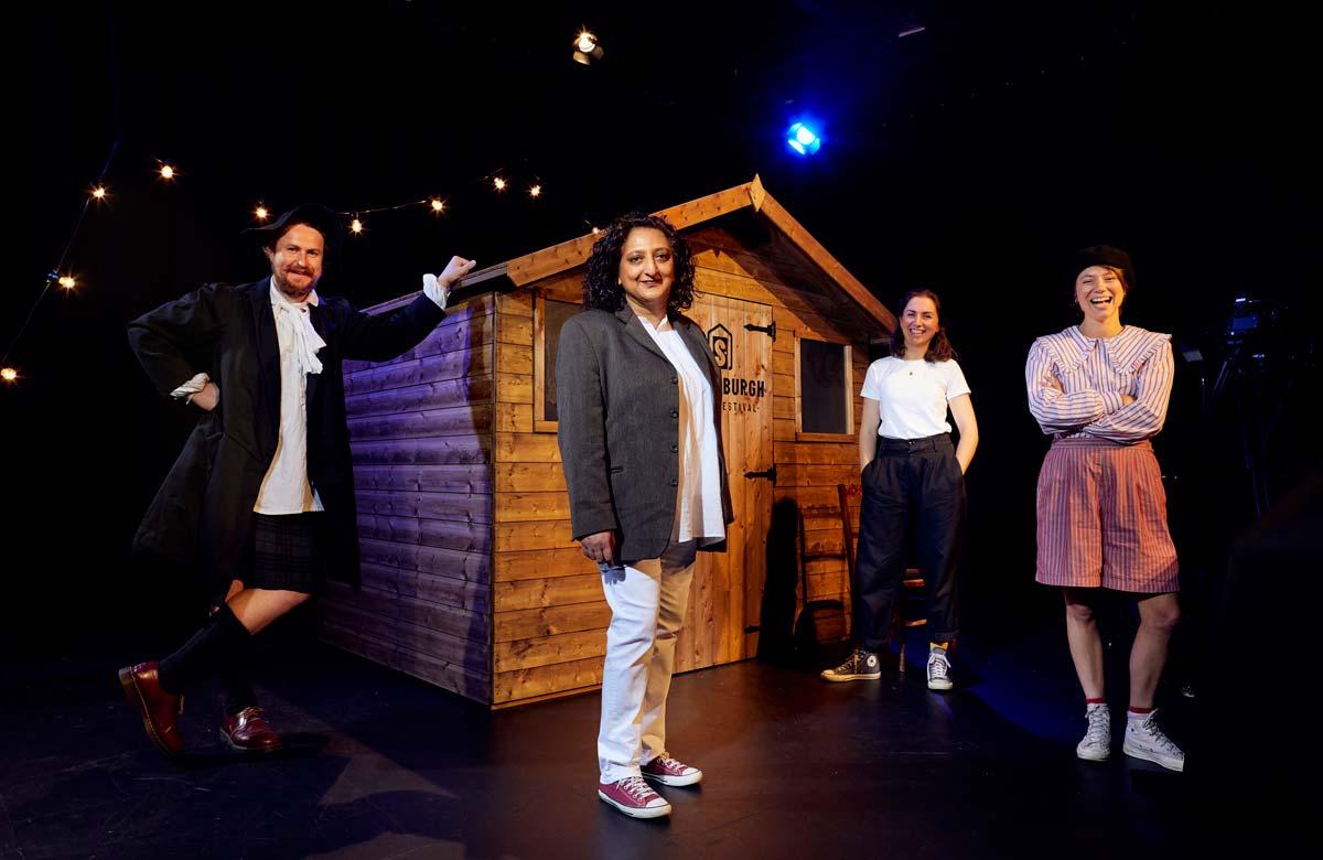 Shedinburgh Fringe Festival to return for second year