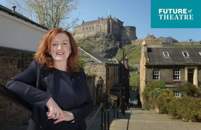 Future of Theatre 2021: Shona McCarthy. Photo: Jane Barlow
