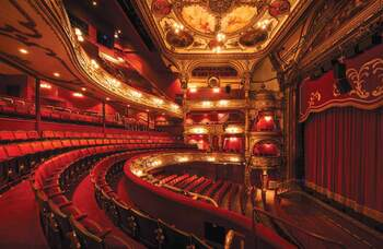 Chief executive Ian Wilson: 'Belfast Grand Opera House was built to entertain the masses. We're continuing that'