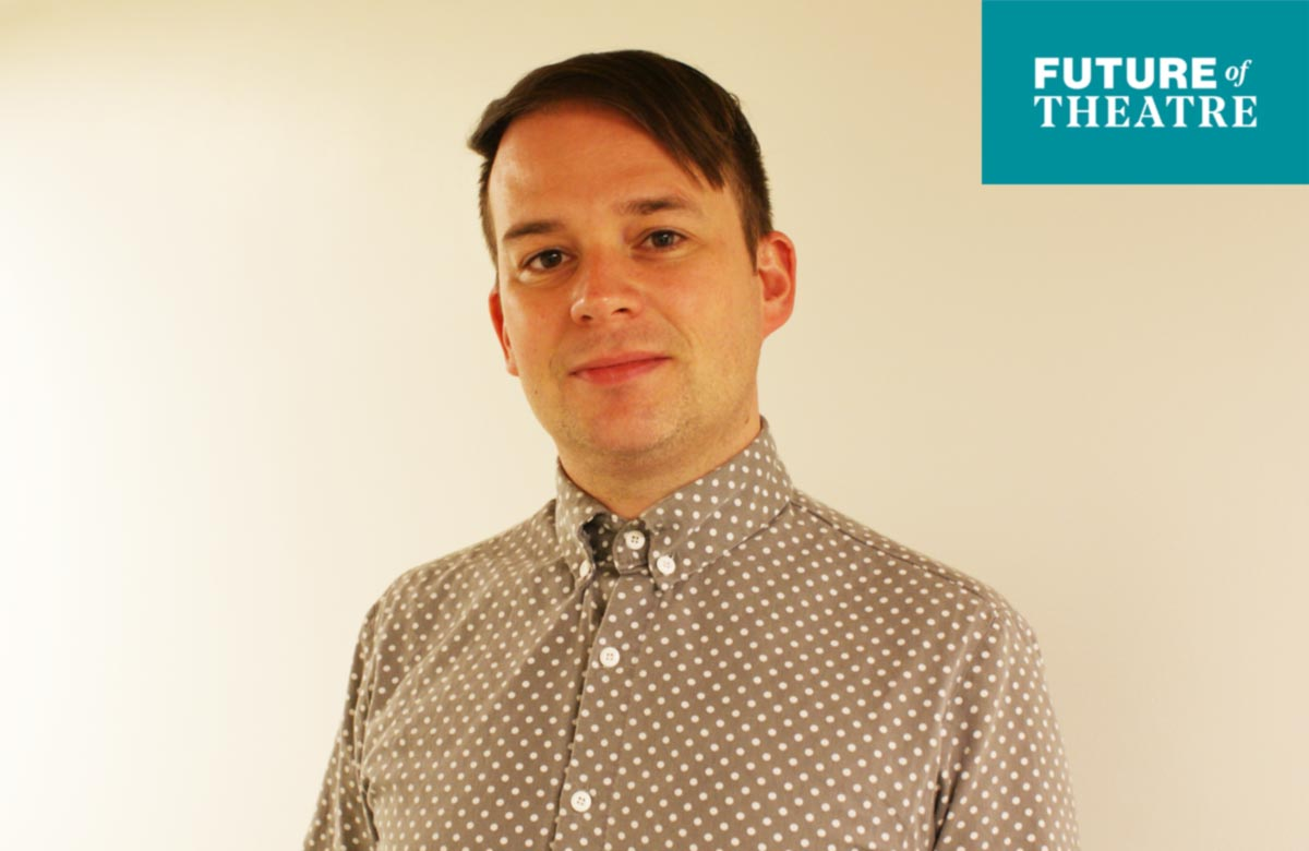 Toby Coffey: 'Immersive technologies are a whole new format coming in to land'