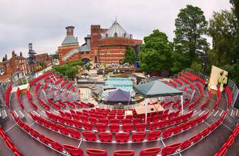 First look: RSC's outdoor theatre revealed