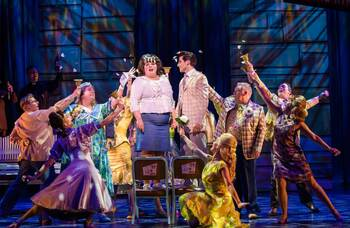 Hairspray rehearses 12 new performers in a bid to avoid further shutdowns