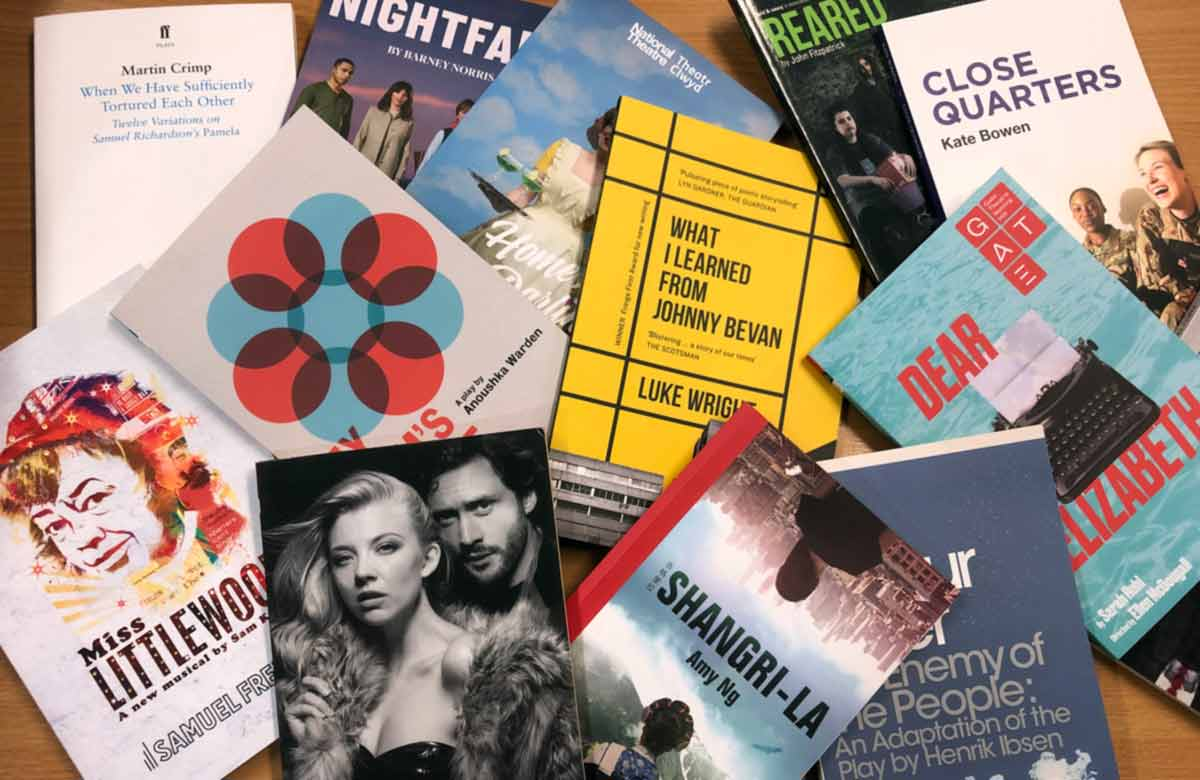 Play publishing is booming – and nurturing new writers