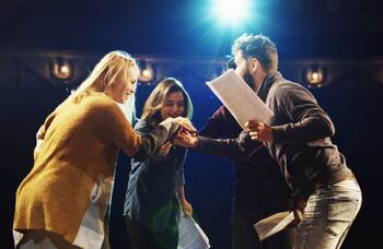 Leading with inclusivity and kindness will result in a better theatre industry for all