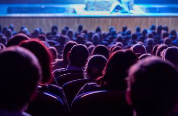 Forgetting the magic of live theatre? Hold on to it and keep the faith