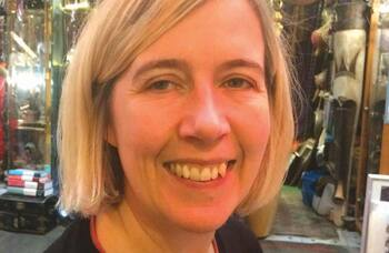 Amanda Stuart Fisher: 'We need to think about global challenges and theatre's role in meeting them'