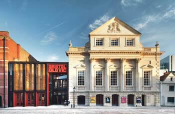 Bristol Old Vic to offer socially distanced shows until next year