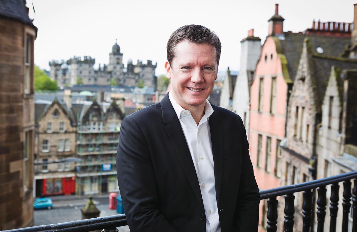 Fergus Linehan to leave Edinburgh International Festival in 2022