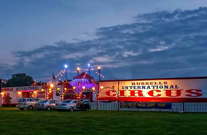 Russells International Circus to launch touring academy from June 2022