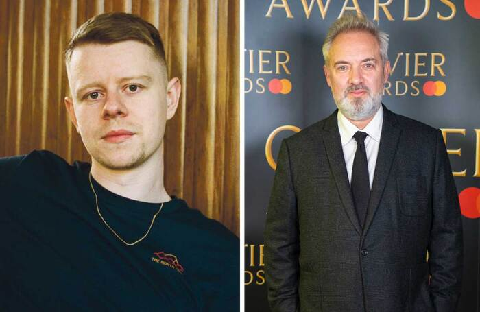 Samuel Bailey, Sam Mendes and filmed Uncle Vanya win at South Bank Sky Arts Awards
