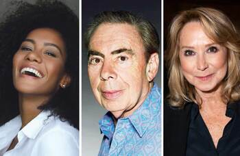 Quotes of the Week, July 21: Lucy St Louis, Andrew Lloyd Webber, Felicity Kendal and more