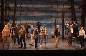 Come from Away film to be broadcast in September