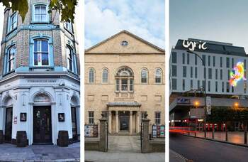 Finborough and Lawrence Batley among theatres sharing £70k upgrade fund