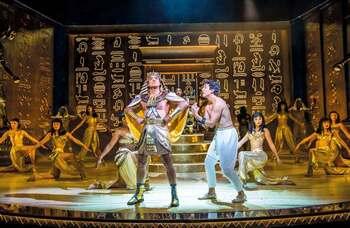 Diversity talks yet to start with Joseph producers, claims 'hurt' MENA Arts UK