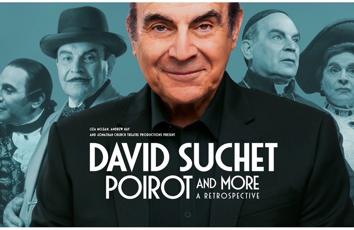 David Suchet to visit 20 theatres with autobiographical show