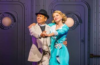Anything Goes starring Sutton Foster and Robert Lindsay – review round-up