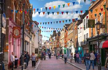 Two thirds of people believe culture improves their area – new research