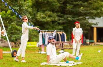 Howzat! Why cricket and theatre are a match made in heaven