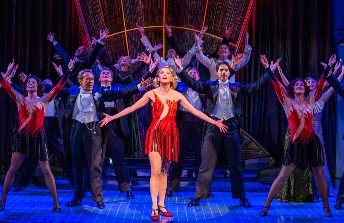 Anything Goes may not be the greatest musical, but in the right hands it's a triumph