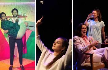 Edinburgh Fringe digital round-up: Rajesh and Naresh, Two Fingers Up, Afloat and more