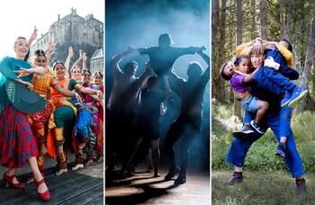 Edinburgh Fringe dance round-up: Shiva's Camino, Rituel, Family Portrait