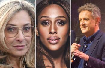 Quotes of the Week, August 11: Tracy-Ann Oberman, Alexandra Burke, David Pugh and more