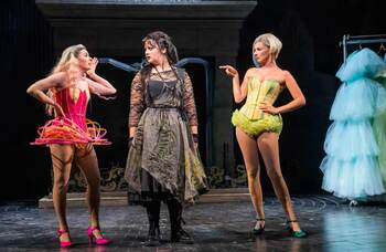 All eyes on Cinderella – the West End's recovery demands a hit