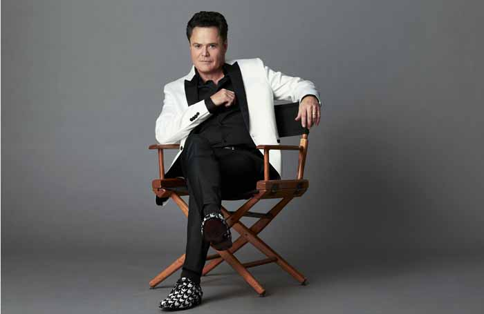 Donny Osmond, Julian Clary and Gary Wilmot to star in Pantoland at the Palladium