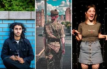 Edinburgh Fringe live round-up: Eavesdropping, Duty/Tour, Skank and more...