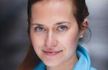 Actor and voice-over artist Gemma Wallace: 'My first job taught me to enjoy the unknown'