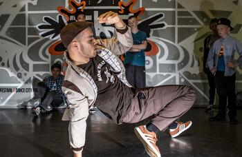 Tony Mills appointed artistic director of Edinburgh's Dance Base