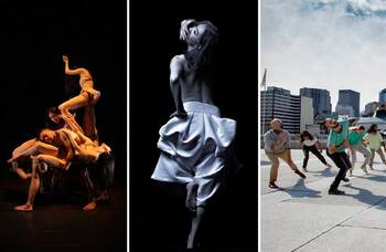 Edinburgh Fringe dance round-up: The Back of Beyond, After4, Prelude #1 (The Circle) and Prelude #2 (The Square)
