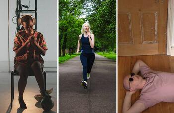 Edinburgh Fringe digital round-up: as british as a watermelon, Within Sight, Love Love Love Island Island Island and more