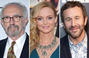 Quotes of the Week, August 25: Jonathan Pryce, Heather Graham, Chris O'Dowd and more