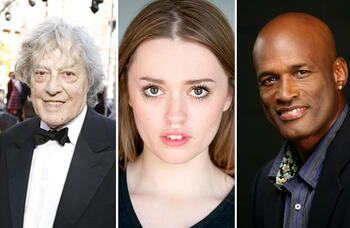 Quotes of the Week, September 1: Tom Stoppard, Aimee Lou Wood, Kenny Leon and more