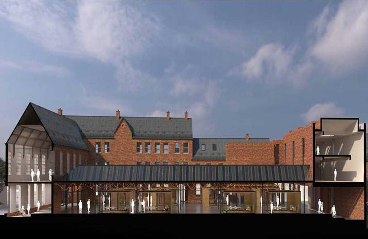 Former Kidderminster magistrates' court set to become arts venue