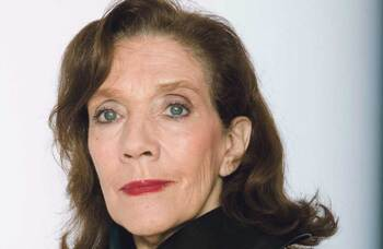 Linda Marlowe: 'I stood up to Steven Berkoff – that's why I did wonderful things with him'