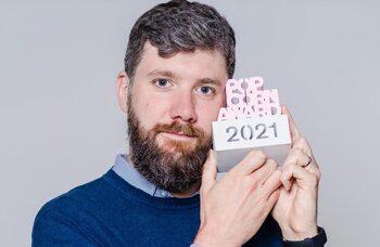 Michael John O'Neill wins 2021 Popcorn Writing Award