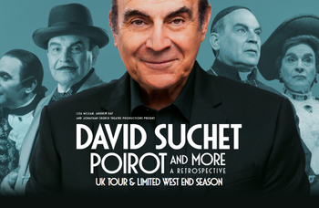 David Suchet to bring one-man show to West End's Harold Pinter Theatre
