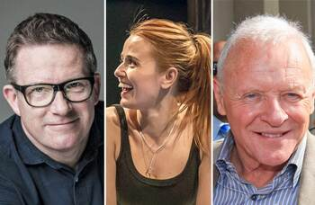 Quotes of the Week, September 8: Matthew Bourne, Stephanie McKeon, Anthony Hopkins and more