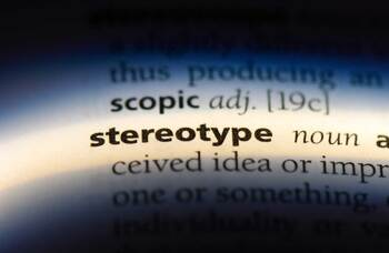 Nothing will change in this industry until we say farewell to stereotypes