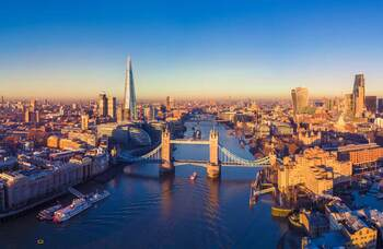 Creative economy grew fastest in London before pandemic – government data