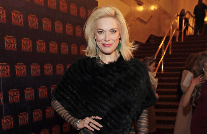 Hannah Waddingham: Give West End musical performers screen opportunities