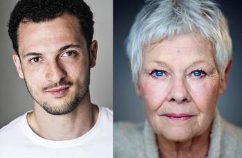 Judi Dench and Jamael Westman become patrons of Polka Theatre