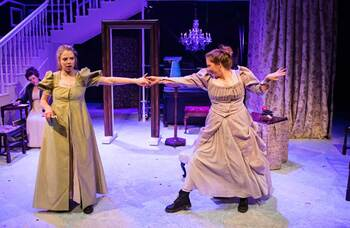 Jane Austen goes pop? Why not – it's a marriage that adds up